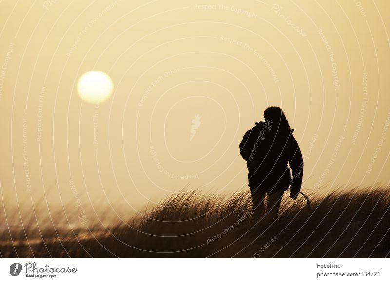 Spiekeroog - Ramona Natur Ferien & Urlaub & Reisen Sonne Strand Erholung Umwelt Küste Wind Romantik Nordsee Düne Abenddämmerung Meer Dünengras