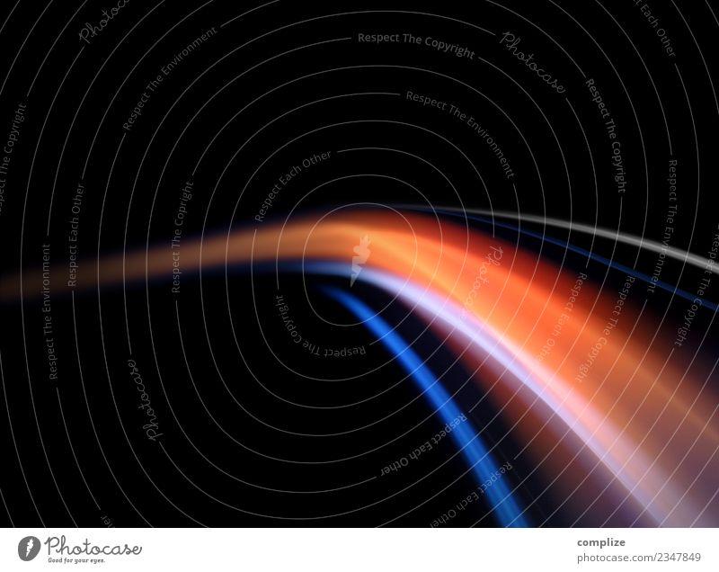 Technologie - Lichtspur - Lightwriting - Background Party Energiewirtschaft Musik Technik & Technologie Telekommunikation Computer Zukunft Geschwindigkeit