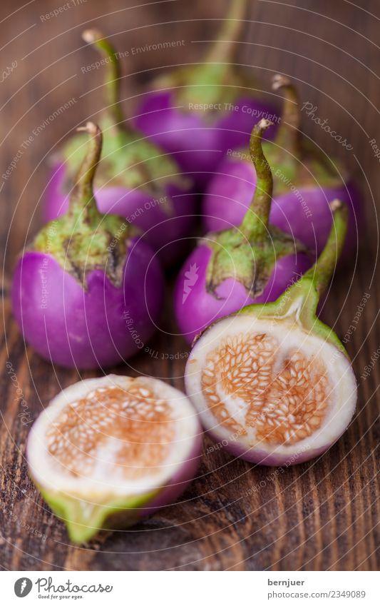 Essen Lebensmittel Ernährung Gemüse gut Bioprodukte Vegetarische Ernährung Billig Aubergine