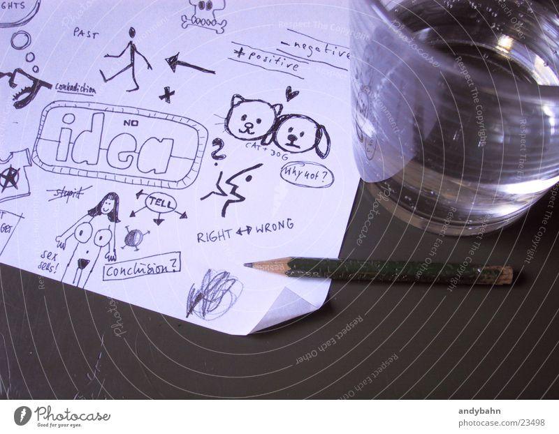 brainstorming3 Prozess Gedanke Dienstleistungsgewerbe Kreativität scribble ideen Suche Denken Kritzelei Kinderzeichnung