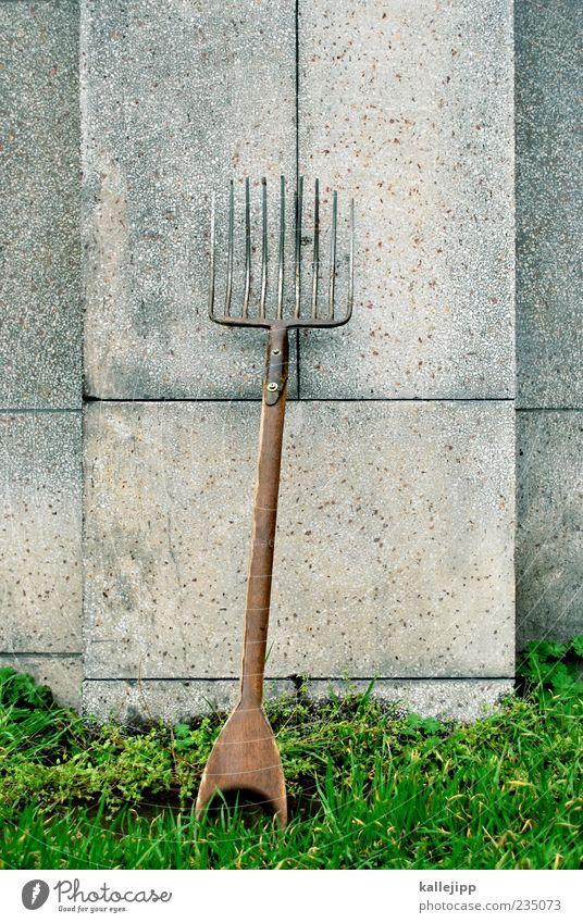 essbesteck Arbeit & Erwerbstätigkeit Spitze Werkzeug Arbeitsplatz anlehnen Forke