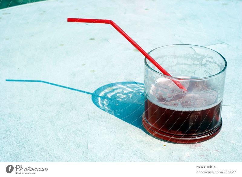 270° westwärts Stil Glas Getränk Lifestyle Bar Lebensfreude Lounge Trinkhalm Tischplatte Cocktailbar Strandbar halbvoll