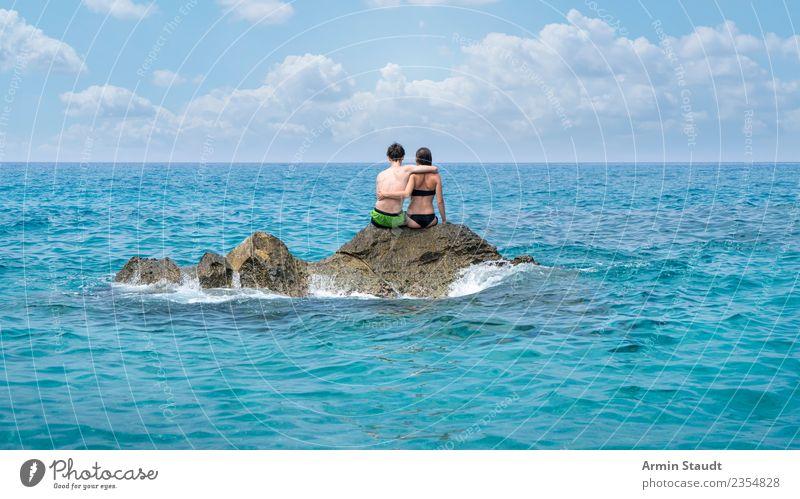 CDF in Griechenland Lifestyle Freude schön Wellness harmonisch Zufriedenheit Erholung Ferien & Urlaub & Reisen Tourismus Abenteuer Ferne Sommerurlaub Sonnenbad