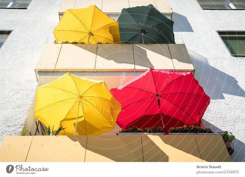 Balkonien Lifestyle Reichtum Stil Freude harmonisch Wohlgefühl Zufriedenheit Erholung ruhig Freizeit & Hobby Ferien & Urlaub & Reisen Tourismus Sommer