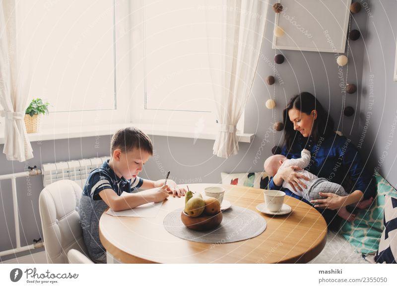 Frau Kind Mensch Jugendliche Junge Frau Freude Mädchen 18-30 Jahre Erwachsene Leben Lifestyle Gefühle Familie & Verwandtschaft Stimmung Zusammensein