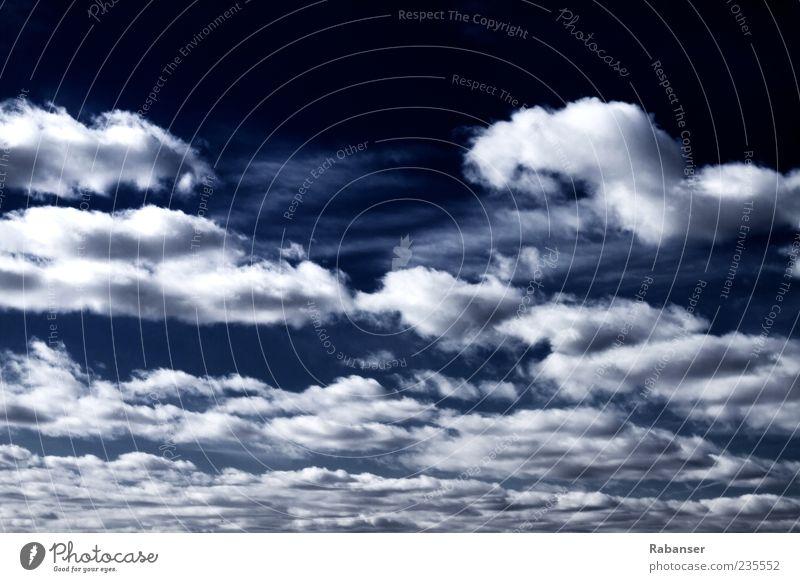 New Yorker Himmel Natur blau Winter Wolken schwarz Ferne kalt Freiheit Stimmung hell offen Klima gut Physik fantastisch