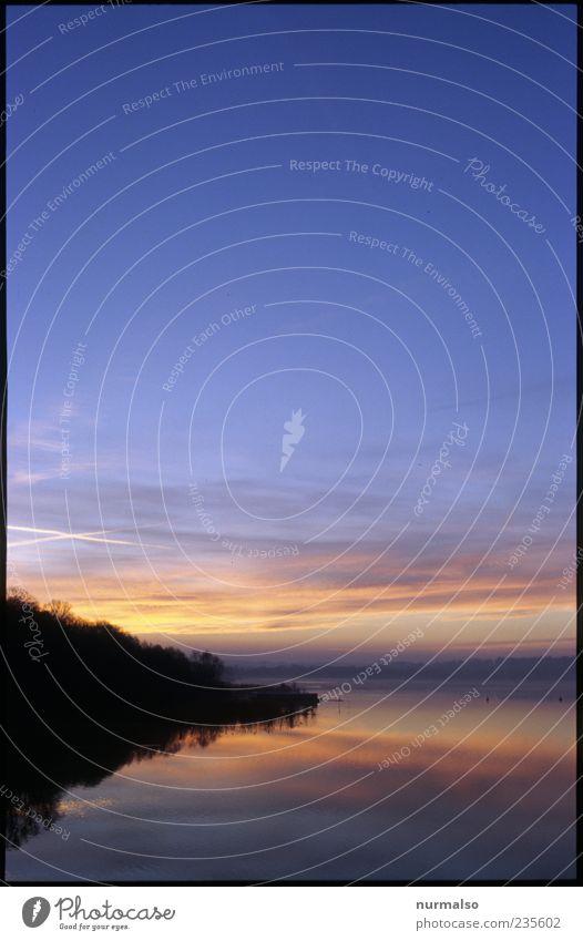 good mornig havel Natur Wasser schön Erholung Umwelt Landschaft Küste Stimmung Horizont glänzend Klima natürlich außergewöhnlich ästhetisch Urelemente Fluss
