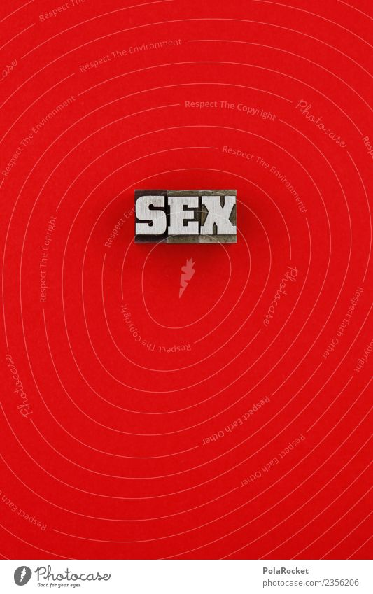 #AS# SEX Schriftzeichen Kitsch Handel Sex Sexualität Sexpraktiken Sexismus Sex-shop Sexappeal Sexobjekt Sexuelle Neigung rot Erotik graphisch