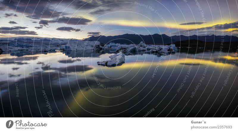 Zauber im Eis_001 Himmel Natur Ferien & Urlaub & Reisen Wasser Landschaft Meer Ferne Berge u. Gebirge Schnee Tourismus Freiheit wandern Luft Abenteuer