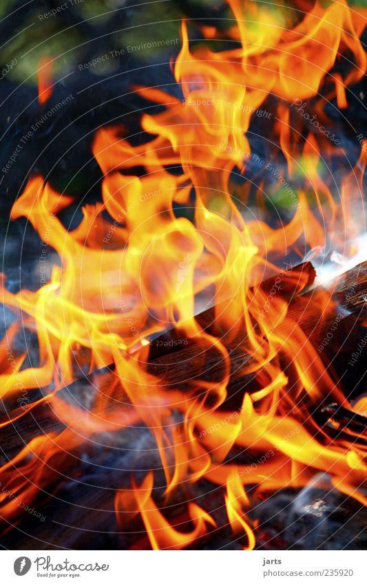 burn Holz Wärme Feuer gefährlich heiß brennen Flamme Feuerstelle glühend