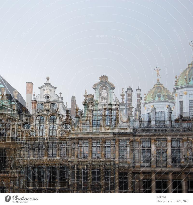 Brussels moves again Ferien & Urlaub & Reisen alt Haus Architektur Gebäude Fassade elegant Tourismus Europa Kultur historisch Stadtzentrum Sehenswürdigkeit