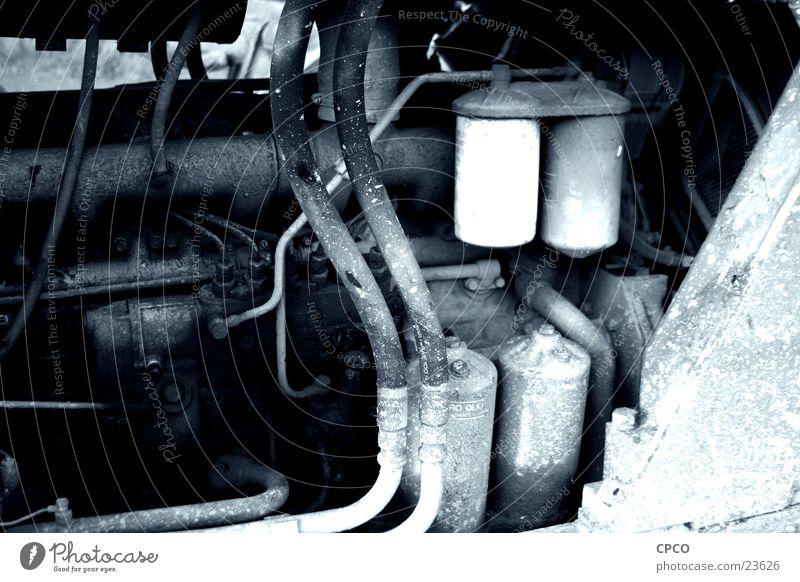 Motorteil Elektrisches Gerät Technik & Technologie Motorausschnitt Kabel Leitung Schwarzweißfoto