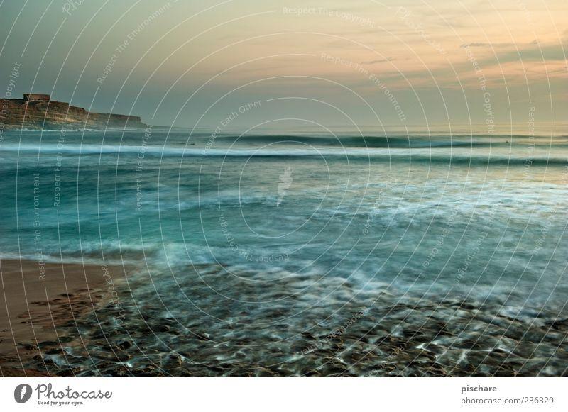 Portugal/Ericeira Himmel Natur Wasser Meer Sommer Strand Küste natürlich Schönes Wetter Belichtung