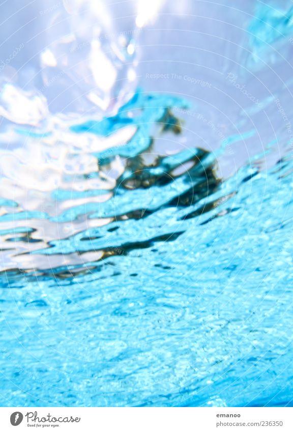 splish splash Himmel blau Wasser schön Ferien & Urlaub & Reisen Meer Sommer kalt Freiheit Wetter Wellen Schwimmen & Baden Freizeit & Hobby Tourismus Lifestyle