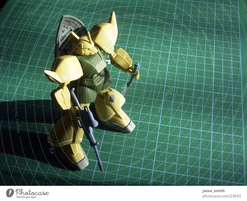 mech warrior Spielzeug Roboter Fototechnik Krieger