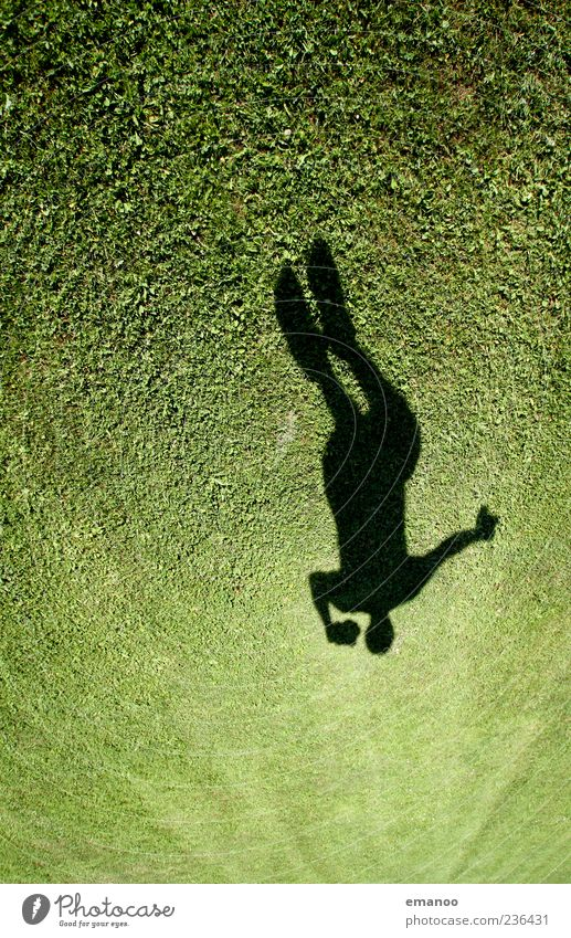 Grashüpfer Lifestyle Stil Freude Leben Wohlgefühl Freizeit & Hobby Ferien & Urlaub & Reisen Freiheit Fotokamera Mensch Jugendliche 1 Natur Landschaft Sommer