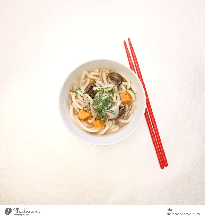 kake udon Ernährung Lebensmittel Gemüse lecker Appetit & Hunger Nudeln exotisch Mittagessen Schalen & Schüsseln Suppe Vegetarische Ernährung Essstäbchen