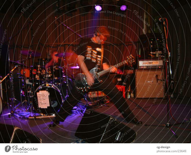 Dragstrippers live Karlsruhe Konzert Rock 'n' Roll Musik Jubez Rumble 2003