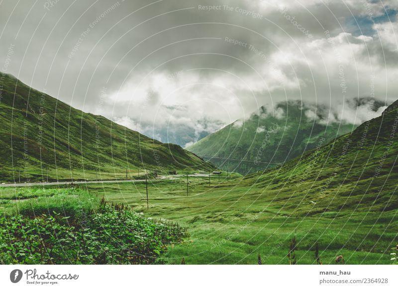 when the rain stops Freizeit & Hobby Ferien & Urlaub & Reisen Tourismus Ausflug Ferne Freiheit Sommer Berge u. Gebirge wandern Umwelt Natur Landschaft Himmel