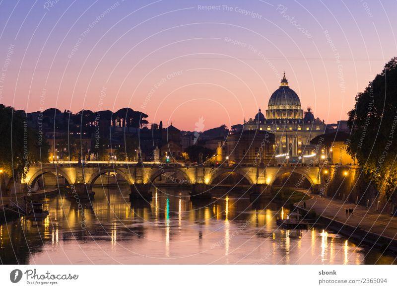 City of Rome, Italy Ferien & Urlaub & Reisen Roma Italien Großstadt Architecture Europa EU Außenaufnahme
