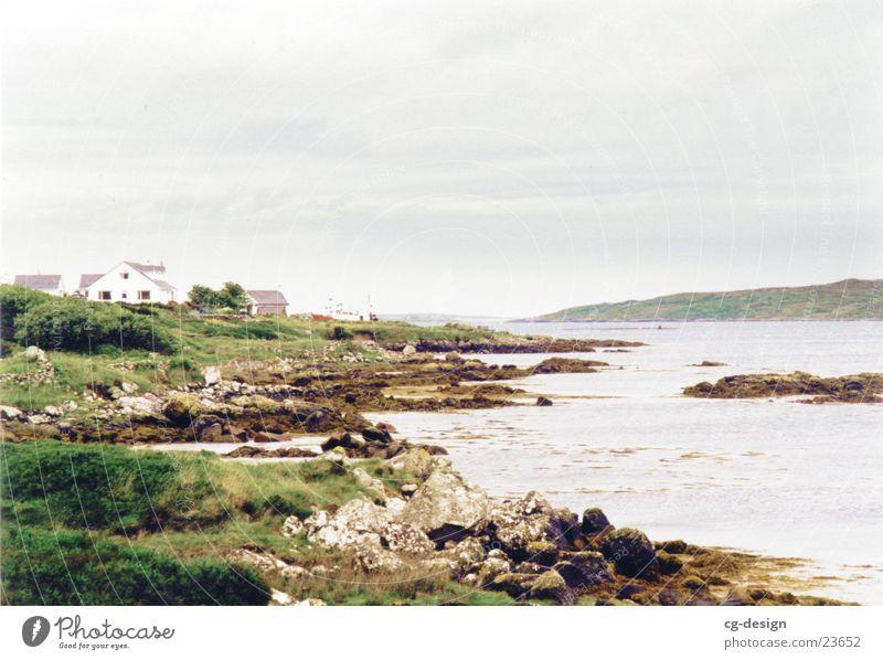 irish coast Wasser Meer Landschaft Küste Europa Republik Irland