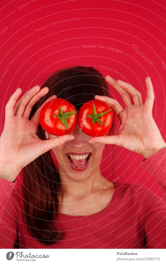 #A# Tomatenaugen Kunst ästhetisch rot Tomatensauce Tomatensalat Tomatensaft Tomatensuppe verdeckt Freude spaßig Spaßvogel Spaßgesellschaft festhalten Tarnung