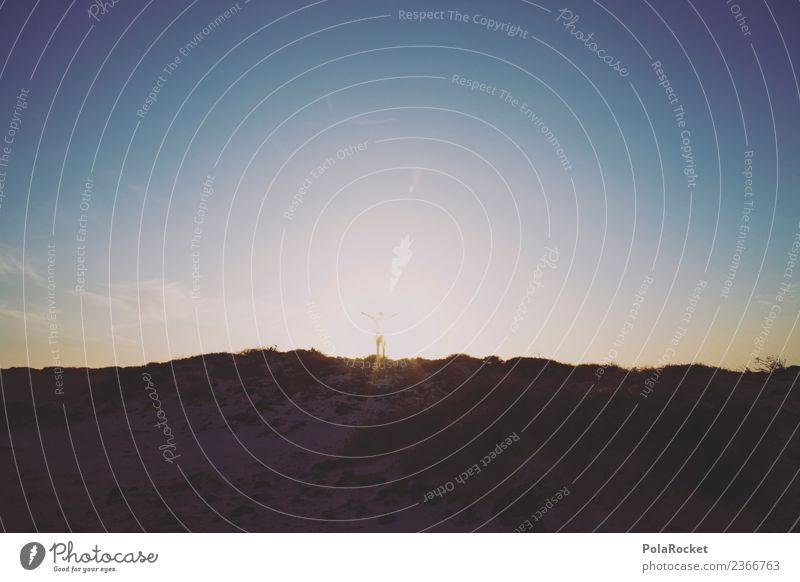 #AS# shiny guy Kunst ästhetisch Horizont Freiheit Ferien & Urlaub & Reisen Urlaubsstimmung Urlaubsfoto Fuerteventura Leichtigkeit Zukunft Zukunftstraum