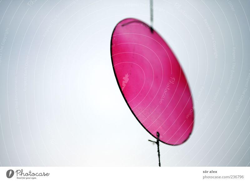 Deko rot rosa Dekoration & Verzierung rund Schnur festhalten Kunststoff Zwischenstück festbinden