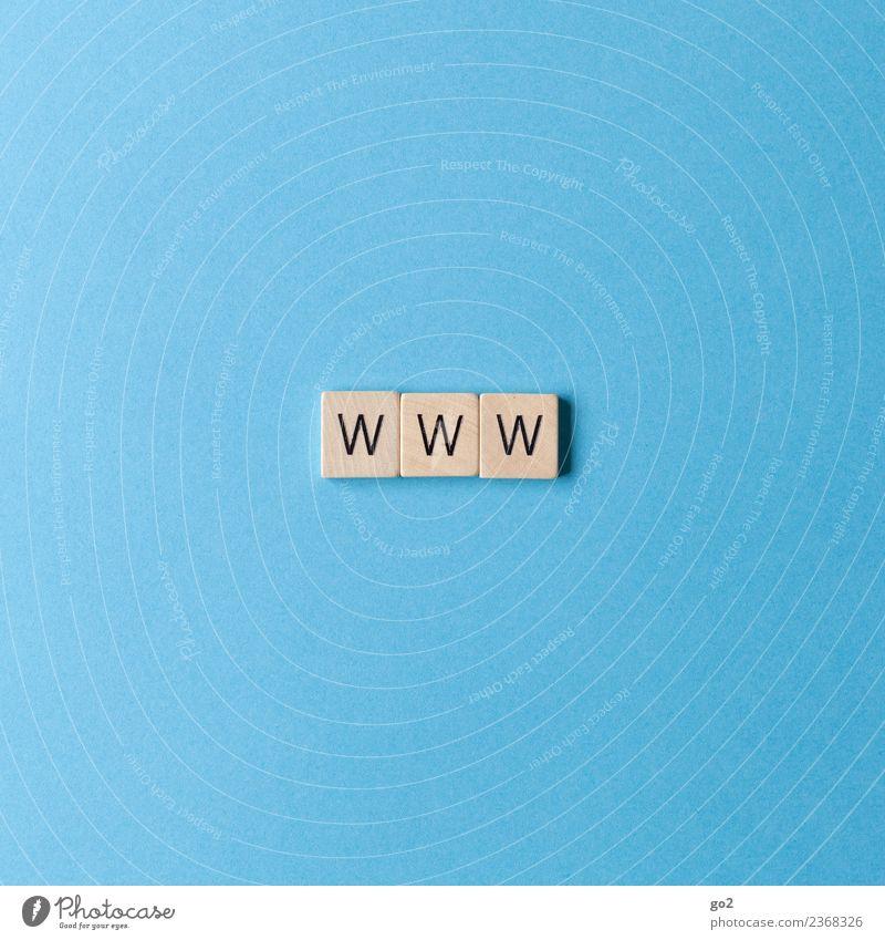 World Wide Web sprechen Business Spielen Freizeit & Hobby Büro Schriftzeichen Kommunizieren Technik & Technologie Telekommunikation Zukunft einfach Zeichen