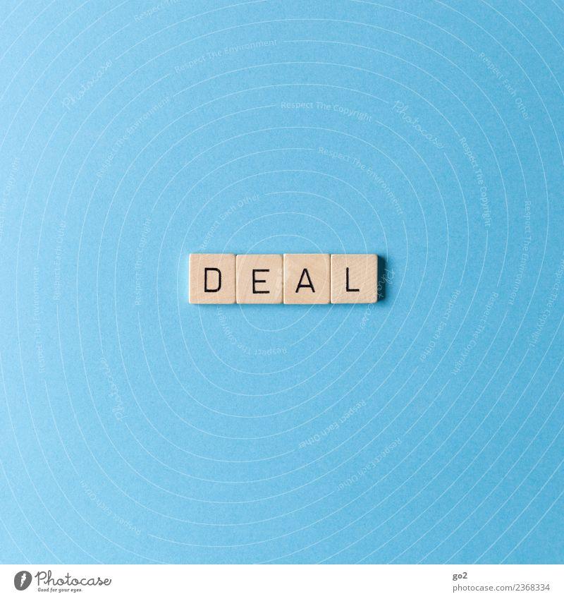 Deal or no deal Business Schriftzeichen Kraft Erfolg kaufen Geld Macht Risiko Geldinstitut Mut Wirtschaft Karriere Teamwork Handel Unternehmen Willensstärke
