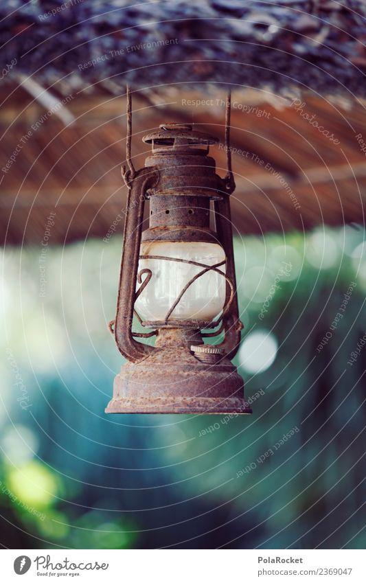 #A# Paradies-Laterne Garten ästhetisch Lampion mystisch Idylle paradiesisch Insel Inselbewohner Sonnenstrahlen Fernweh historisch Licht Vergangenheit Handwerk
