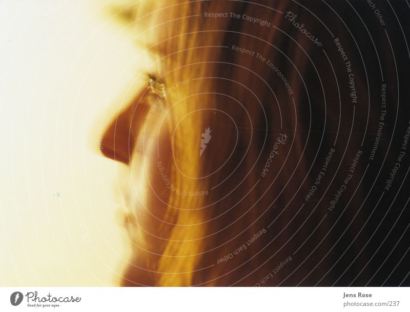 portrait1.1 Porträt Stil Mensch Gesicht