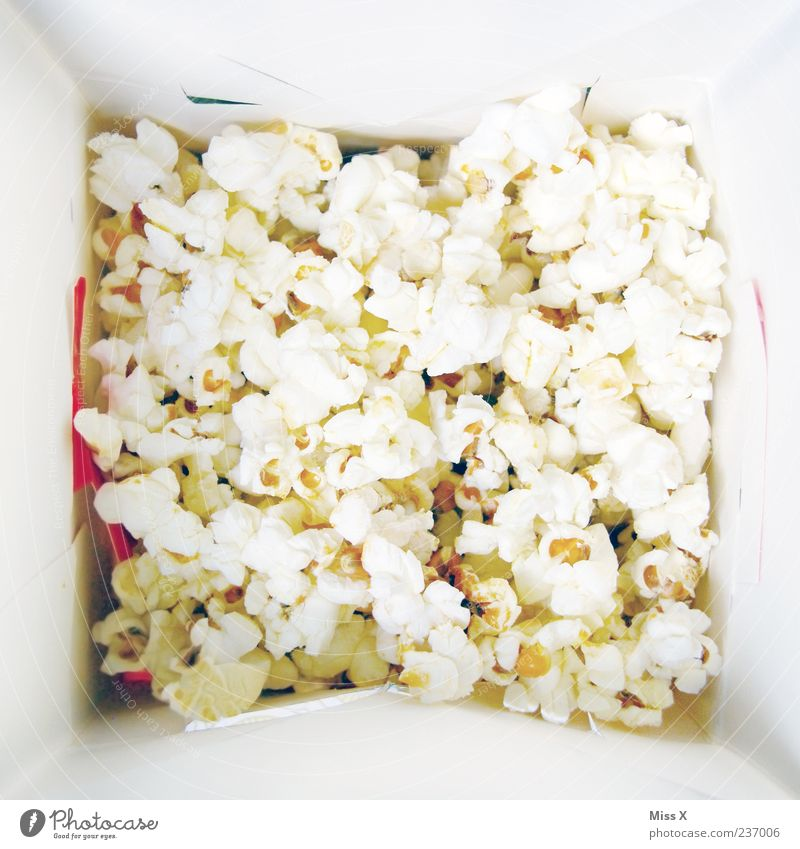 Für Dawn weiß Ernährung Lebensmittel süß viele Appetit & Hunger Süßwaren lecker Tüte Verpackung Popkorn knusprig