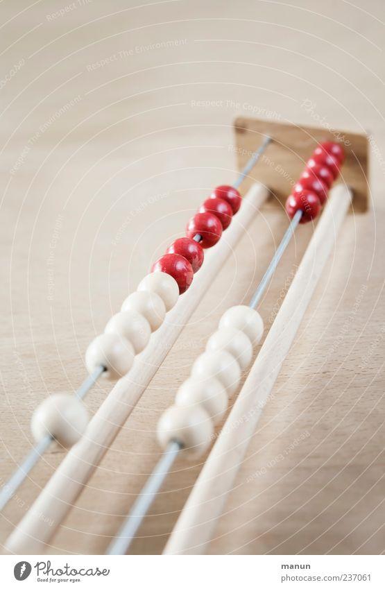 Abakus II Holz Erfolg lernen authentisch Bildung einfach Zeichen Kugel Perle rechnen zählen Vorschule Arbeitsgeräte Rechenschieber