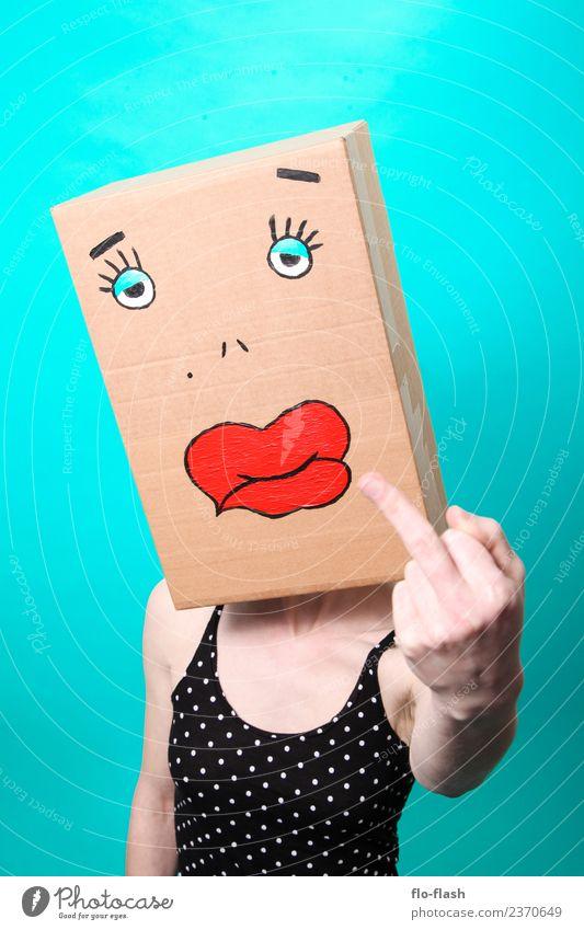 KARTOON · DUGGI IV Frau Mensch Jugendliche Junge Frau schön Erotik 18-30 Jahre Erwachsene feminin Business Schule wild authentisch Erfolg verrückt Studium