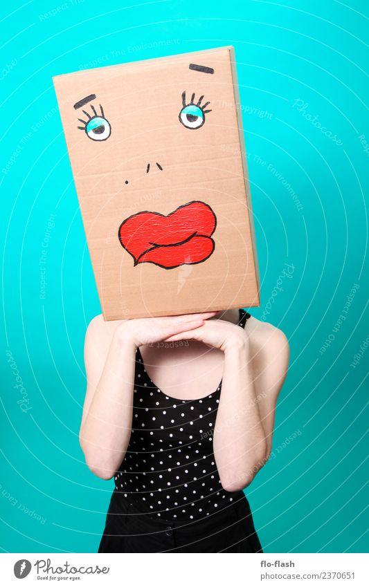 KARTOON · DUGGI VII Studium Student Werbebranche feminin Junge Frau Jugendliche Erwachsene 1 Mensch 18-30 Jahre 30-45 Jahre Künstler Theaterschauspiel