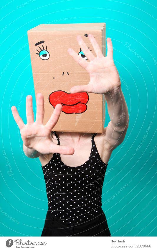 KARTOON · DUGGI II Gesicht Entertainment Halloween Studium Student Medienbranche Werbebranche Business Karriere Erfolg feminin Junge Frau Jugendliche Erwachsene