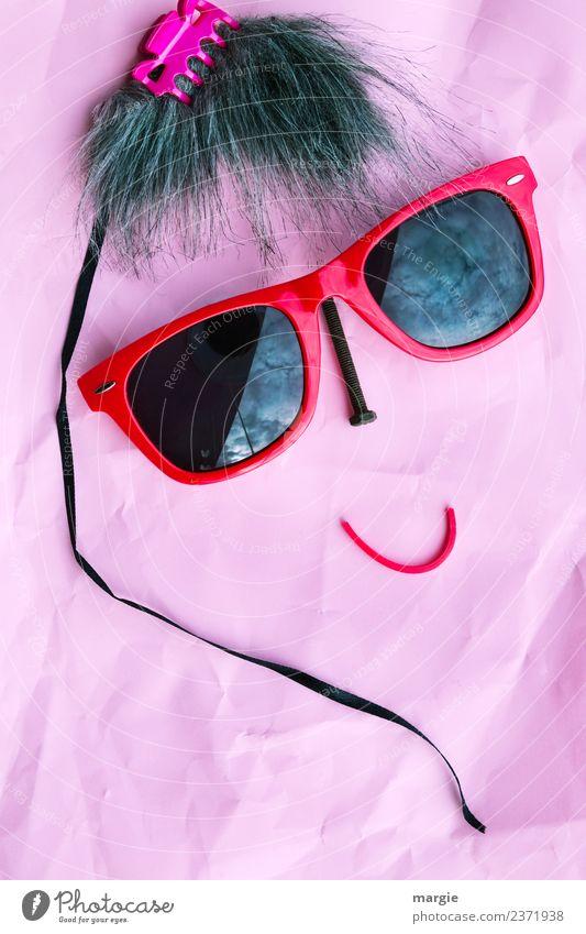 Lebensart l Sonnenanbeterin mit Sonnenbrille Freizeit & Hobby Ferien & Urlaub & Reisen Ausflug Sommer Sommerurlaub Sonnenbad Mensch feminin Frau Erwachsene