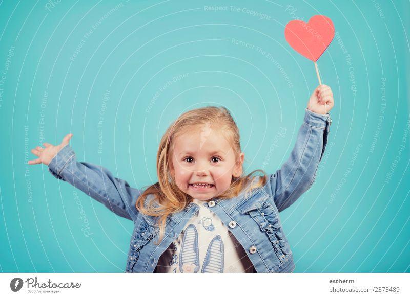 Kind Mensch Freude Mädchen Lifestyle Liebe lustig Gefühle feminin lachen klein Party Feste & Feiern Kindheit Fröhlichkeit Lächeln