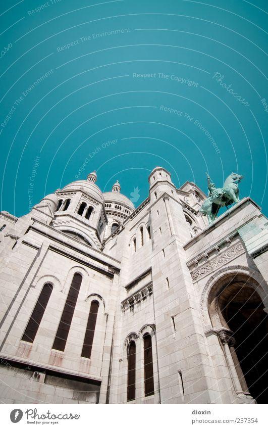 eine Häufung bedeutungsloser Baukörper (2) weiß Ferien & Urlaub & Reisen Sommer Wand Architektur Religion & Glaube Mauer Gebäude Fassade groß Kirche Tourismus