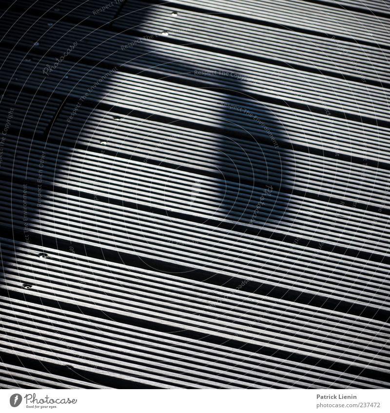 ferngesteuert Holz Linie Sicherheit bedrohlich Steg Videokamera Verbote Überwachung Kontrast