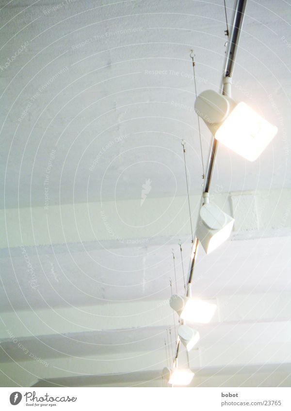 Studion Illumineszensis Licht Werkstatt erleuchten weiß Häusliches Leben Scheinwerfer Decke