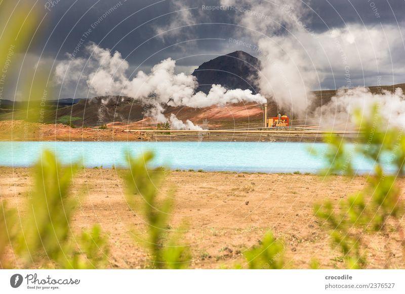 Island XIII Ferien & Urlaub & Reisen Tourismus Sommerurlaub Berge u. Gebirge wandern Umwelt Natur Landschaft Urelemente Erde Luft Wind Sturm Vulkaninsel