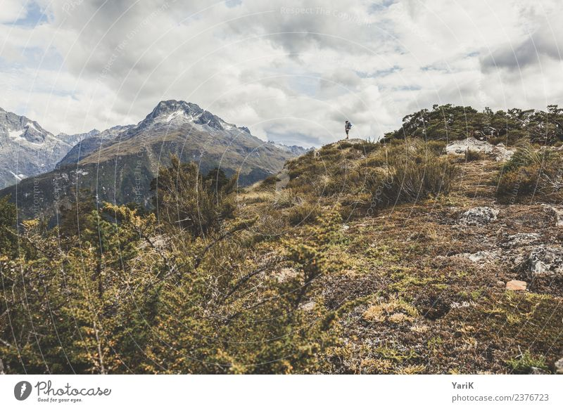 Great Walk Ferien & Urlaub & Reisen Tourismus Ausflug Abenteuer Ferne Freiheit Camping Berge u. Gebirge wandern Natur Landschaft Pflanze Urelemente Erde Sand