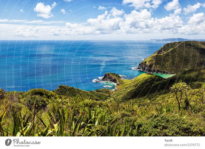 Cape Reinga - EastCoast Ferien & Urlaub & Reisen Tourismus Ausflug Abenteuer Ferne Freiheit Sightseeing Kreuzfahrt Camping Sommer Sommerurlaub Sonne Sonnenbad