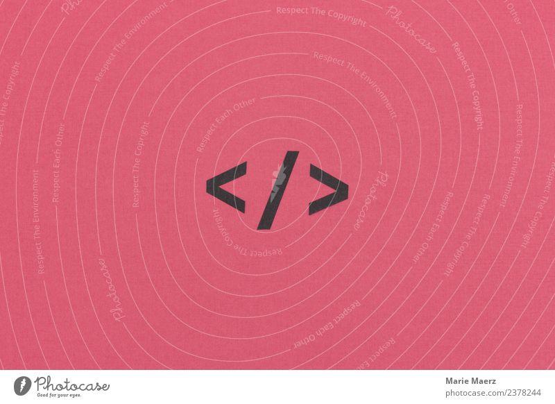 Algorithmus programmieren rot Arbeit & Erwerbstätigkeit Schlagwort modern Computer lernen Macht Symbole & Metaphern Bildung Internet Informationstechnologie
