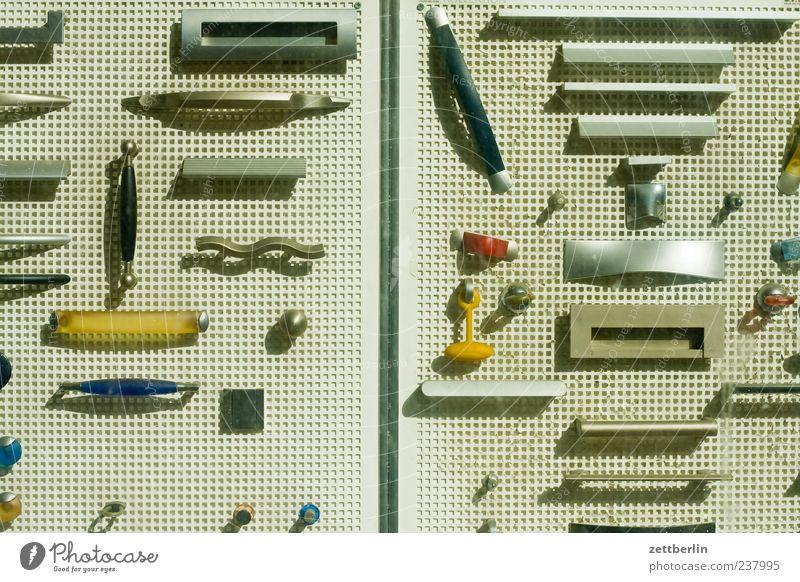 Geheimnisvolle Dinge Design Metallwaren Technik & Technologie Teile u. Stücke Dienstleistungsgewerbe Werkzeug Material Eisen Auswahl Schaufenster