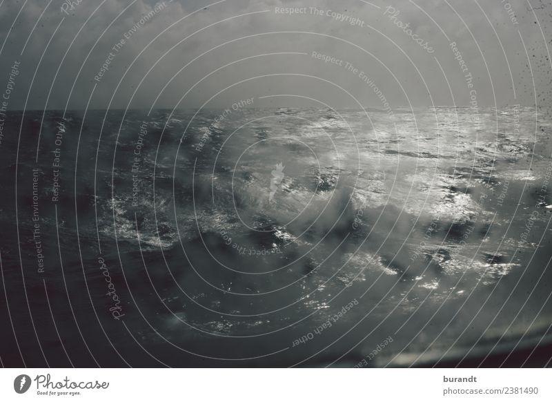 the Drake Shake Umwelt Natur Landschaft Urelemente Wasser Wassertropfen Klima schlechtes Wetter Unwetter Wind Sturm Wellen Meer Polarmeer Drake Passage wild