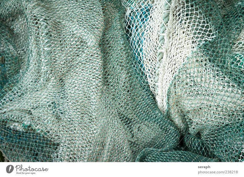 Netz Hintergrundbild liegen Seil Material Fischereiwirtschaft maritim geflochten Fischernetz