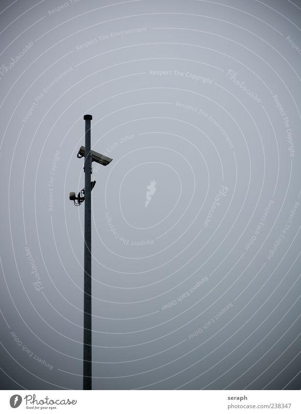 Spycam Sicherheit Technik & Technologie beobachten Schutz Videokamera Gerät Antenne elektronisch Stab Überwachung spionieren bewachen Überwachungsstaat Sender